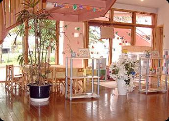保育室 帯広ひまわり幼稚園
